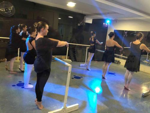 Ballet Adulto Iniciante